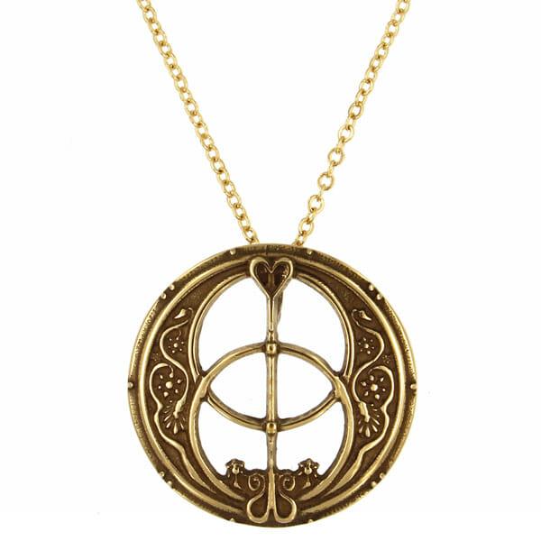 Chalice Well pendant