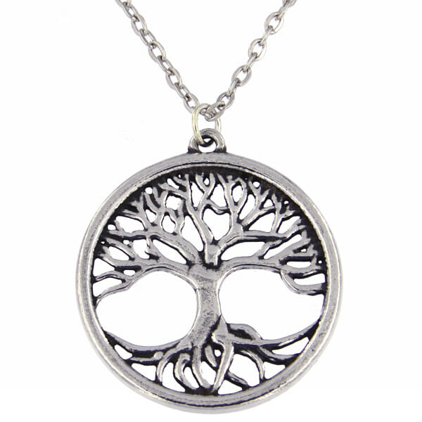 Tree of life pendant - St Justin 939d72a18