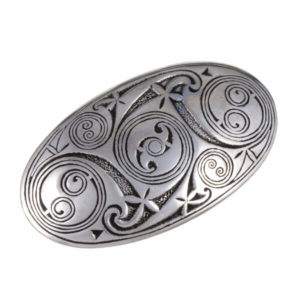 40mm Lindisfarne buckle