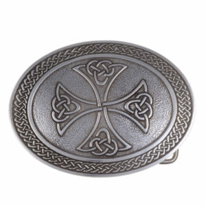 Border cross buckle 40mm