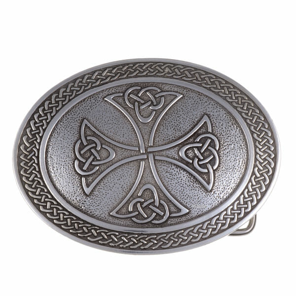 Border cross buckle