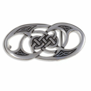 25-30mm Twisted loop buckle