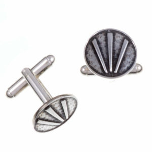 Cornish Awen T-bar cufflinks