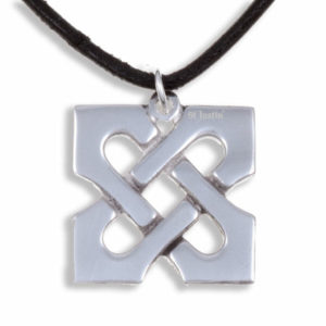 10th Anniversary X pendant 1