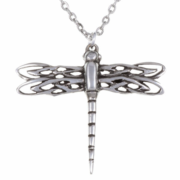 Dragonfly pendant (small)