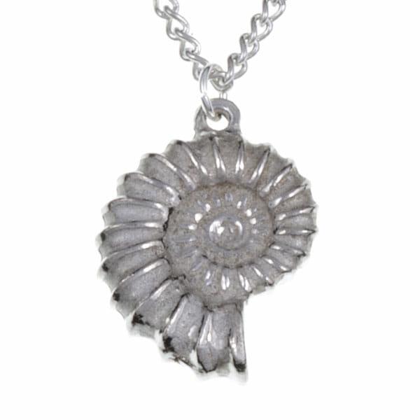 Ammonite pendant large st justin ammonite pendant large aloadofball Image collections