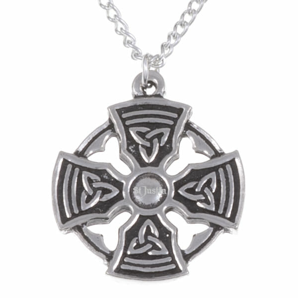 Padstow cross necklet