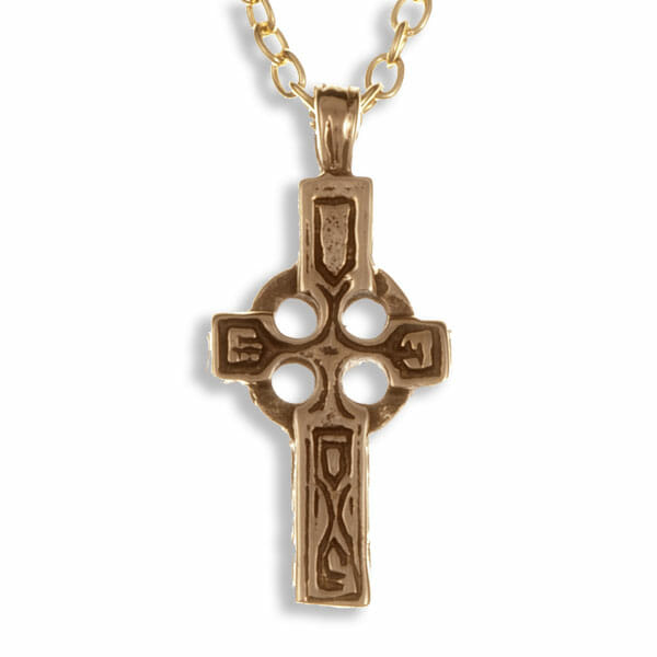 Celtic flat cross