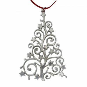 Celtic Christmas tree Christmas decoration