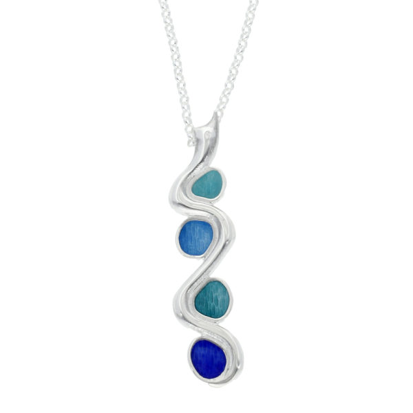 Glas Mor pollow pendant