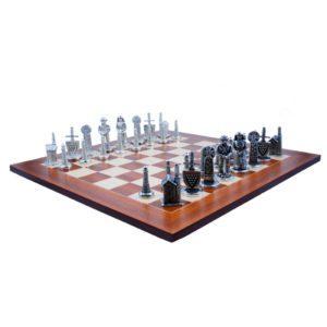 Cornish Chess Set