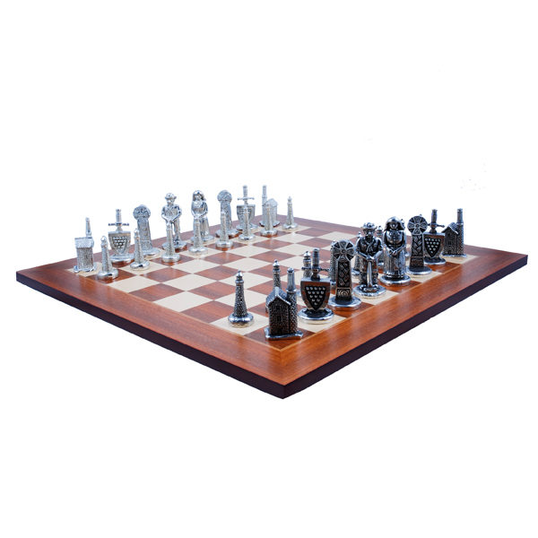 Cornish Chess Set