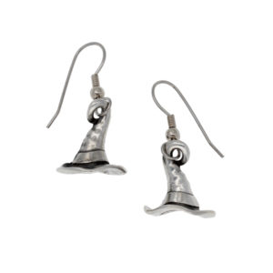 Witch's hats earrings