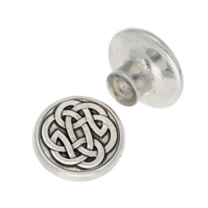 Lugh's knot door knob