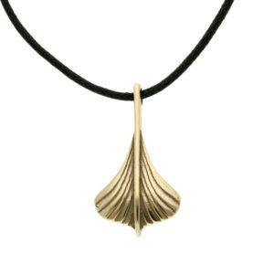 Bronze Viking Longship pendant