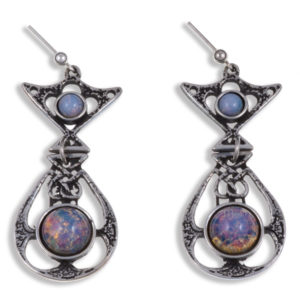 Miracle large Celtic two piece Knot earrings