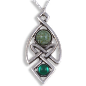 Miracle Celtic knot pendant