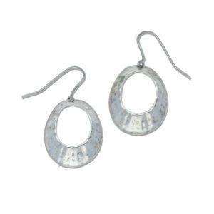Porthmeor Limpet Shell earrings
